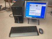 MSI- Desktop PC kpl 17
