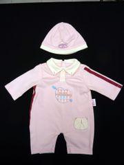 BABY ANNABELL BABY BORN - Rosa