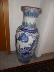 Bodenvase Made in China mit