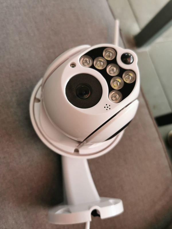 Neue Überwachungskamera IP Cam Doom
