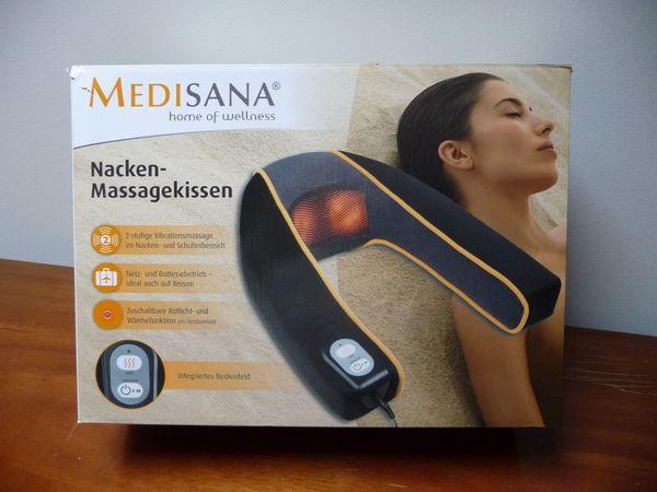 Massagekissen MEDISANA Nacken- und Schulterbereich