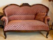 Antikes Sofa Louis Philippe 19