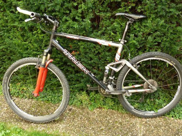 26 Zoll Montainbike Fully Trek