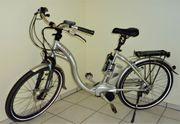 E-Bike Flyer C8 Premium Größe