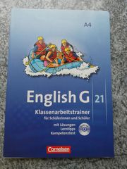 English G21 A2 oder A4