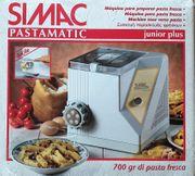 SIMAC Pastamatic Junior Plus Nudelmaschine
