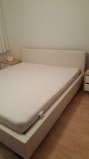 Top Doppelbett inklusive Matratze