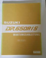 Suzuki Wartungsanleitung Auflage 1992 gebraucht