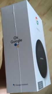 Google Nest Mini 2 neu