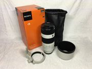 Sony FE 70-200 G F4