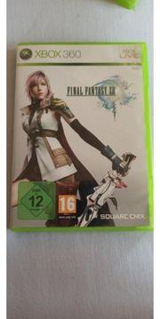 Final Fantasy XIII XBOX360 Spiel