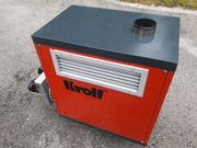 KROLL Hallenheizung Werkstattheizung Heizung Warmlufterzeuger