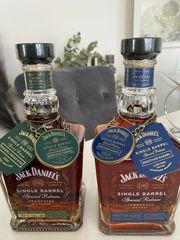 2x Jack Daniels Single Barrel