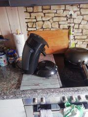 verkaufe hier meine Senseo Kaffeemaschine