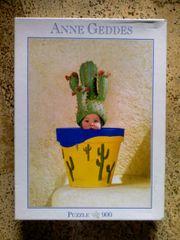 Anne Geddes Puzzle Kaktus 900