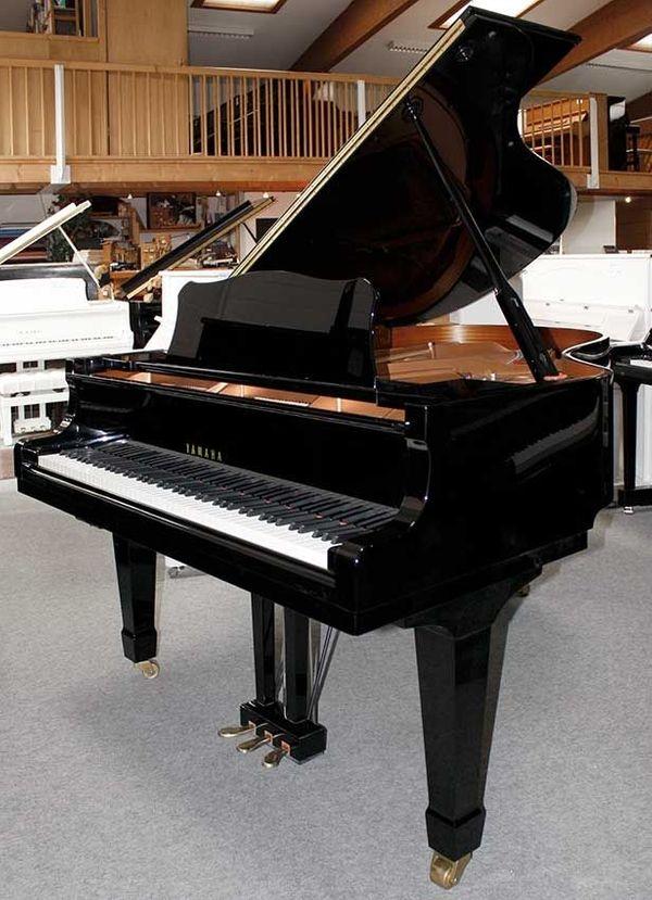 Flügel Klavier Yamaha C3 Silent