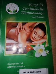 Rungsiri Thaimassage In NECKARAU Germaniastr