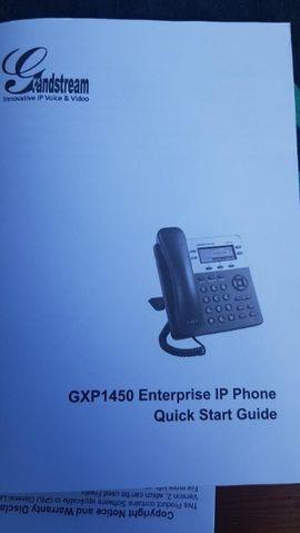 Grandstream GPX1450 IP Telefon: Kleinanzeigen aus Leinfelden-Echterdingen Musberg - Rubrik Sonstige Telefone