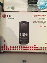 LG GB102 Handy