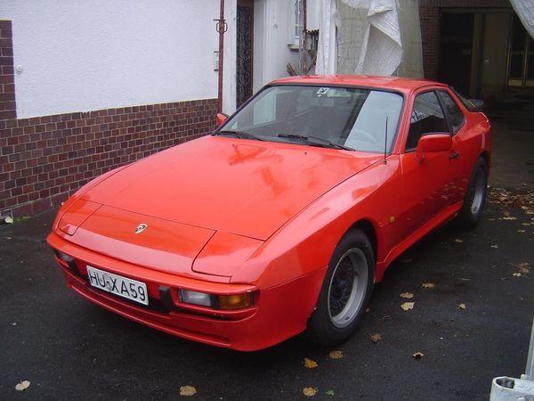 verkaufe Porsche 924-944 Benzintank