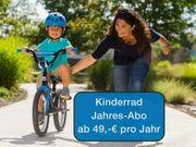 Kinderrad Abo - ab 49 - EUR