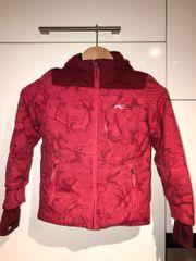 Kjus Skijacke Mädchen Girl rot