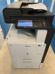 Samsung MultiXpress C 9201NA zum