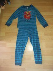 Jungen Frotee Schlafanzug in 128