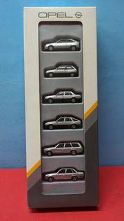 Opel Set 1799176 Herpa Geschenkpackung