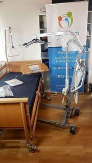 Neuer Patientenlifter Personenlifter Lifter Pflegebett