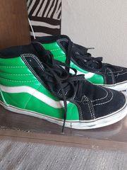 Vans grün Jeff Grosso 10