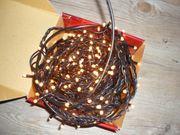 Lichterkette Mikro Clusterlichterkette mit 8