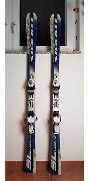Schweizer Stöckli Skier - Slalom Ski