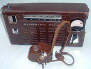 Standard SR-J100F Transistorradio no PayPal