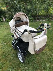 Teutonia Kombi-Kinderwagen