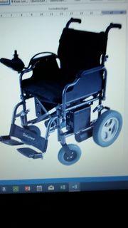 elektrischer Rollstuhl Quirumed
