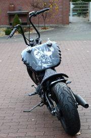 Custom Bobber Honda VT 600