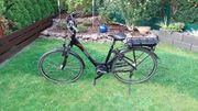 Pedelec Ebike Citybike Bosch Mittelmotor