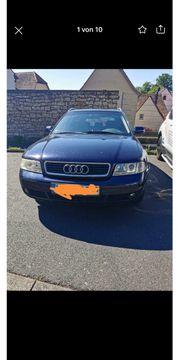 Audi A4 mit 165 ps