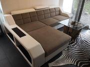 Designer Wohnzimmer Couch Sofa wie