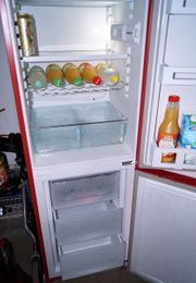 Kühl-Gefrierkombination Kühlschrank Kühlkombi 209 95
