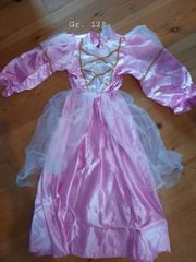 Prinzessinnenkleid gr 128