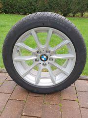 Original BMW Winterkompletträder mir Runflat