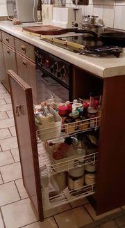 Landhausküche Eiche rustikal Schreinerküche