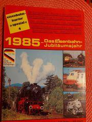Eisenbahn Zeitschrift - Eisenbahn Kurier Special