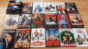 Verkaufe meine DVD Sammlung