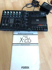 FOSTEX X26 Multitracker