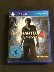 Uncharted 4 A Thief s