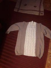 Damen Pullover Handgestrickt neu gr
