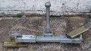Anhängekupplungsadapter für die Wohnwagendeichsel